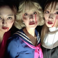 PINK CRES. 積極的に前に出るファンを嬉しげに受け止めてくれる、Halloween Petit Party!~NIHE OME PORM☆PORM NIGHT~